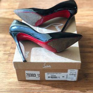 Christian Louboutin Shoes - CHRISTIAN LOUBOUTIN Pigalle Follies 120mm // Sz 38